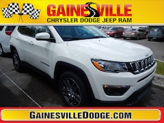 New 2019 Jeep Compass SUN & WHEEL FWD Sport Utility 19E382 in Gainesville, FL