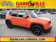 New 2018 Jeep Renegade ALTITUDE 4X2 Sport Utility 18V583 in Gainesville, FL