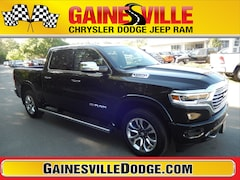 New 2019 Ram All-New 1500 LARAMIE LONGHORN CREW CAB 4X4 5'7 BOX Crew Cab 19T378 in Gainesville, FL
