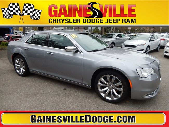 Used 2018 Chrysler 300 Limited Sedan in Gainesville, FL