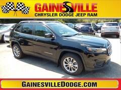Used 2019 Jeep Cherokee Latitude Plus FWD SUV in Gainesville, FL