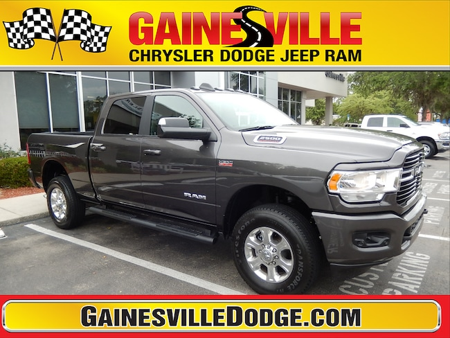 New 2019 Ram 2500 BIG HORN CREW CAB 4X4 6'4 BOX Crew Cab 19T396 in Gainesville, FL