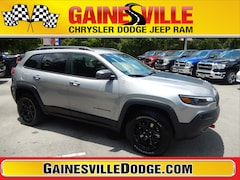 New 2019 Jeep Cherokee TRAILHAWK 4X4 Sport Utility 19Z048 in Gainesville, FL