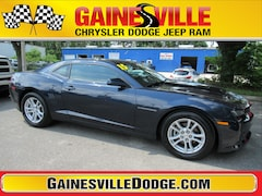 Used 2015 Chevrolet Camaro LS w/2LS Coupe in Gainesville, FL