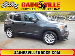 New 2018 Jeep Renegade LATITUDE 4X2 Sport Utility 18V819 in Gainesville, FL