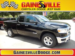 New 2019 Ram 1500 TRADESMAN QUAD CAB 4X2 6'4 BOX Quad Cab 19T052 in Gainesville, FL