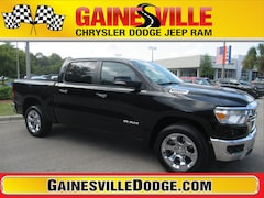 New 2020 Ram 1500 BIG HORN CREW CAB 4X2 5'7 BOX Crew Cab 20T056 in Gainesville, FL