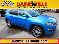 New 2019 Jeep Compass SUN & WHEEL FWD Sport Utility 19E357 in Gainesville, FL