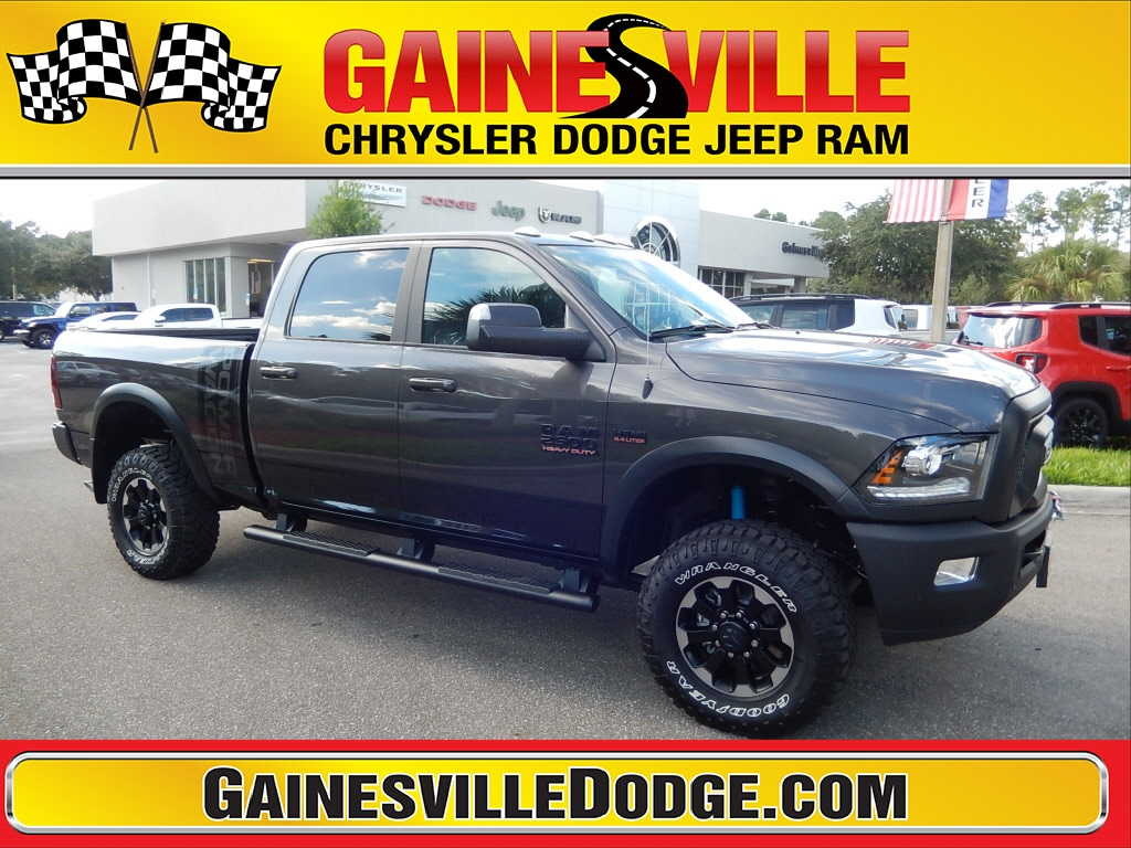 2018 Ram 2500 POWER WAGON CREW CAB 4X4 6'4 BOX Crew Cab 18T710