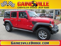 New 2020 Jeep Wrangler UNLIMITED FREEDOM 4X4 Sport Utility 20S253 in Gainesville, FL