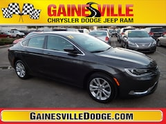 New 2017 Chrysler 200 Limited Sedan 19T205A in Gainesville, FL