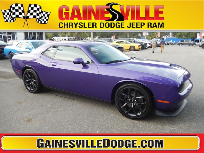 New 2019 Dodge Challenger GT Coupe 19C142 in Gainesville, FL