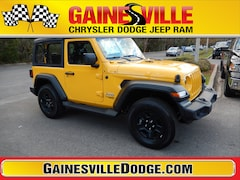 New 2019 Jeep Wrangler SPORT 4X4 Sport Utility 19S255 in Gainesville, FL