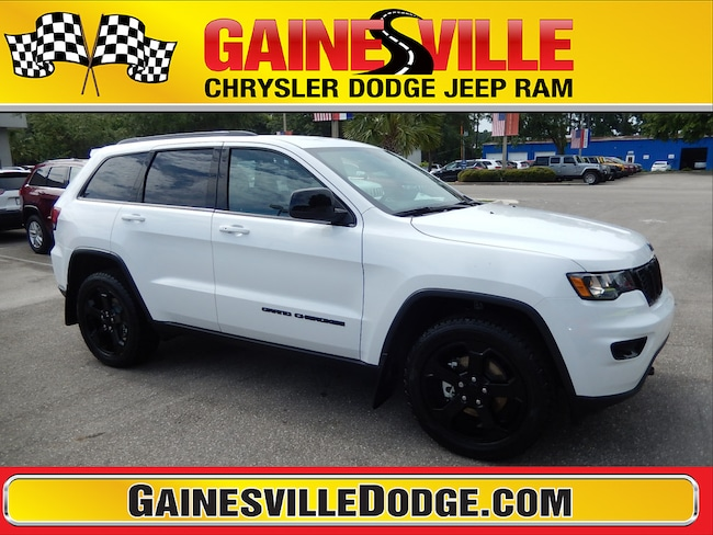 New 2018 Jeep Grand Cherokee UPLAND 4X4 Sport Utility 18Z468 in Gainesville, FL