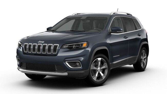 New 2019 Jeep Cherokee LIMITED FWD Sport Utility in Gainesville, FL