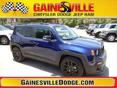 New 2018 Jeep Renegade ALTITUDE 4X2 Sport Utility 18V584 in Gainesville, FL