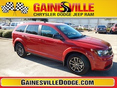 New 2018 Dodge Journey SE Sport Utility 18U634 in Gainesville, FL