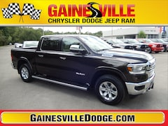 New 2019 Ram 1500 LARAMIE CREW CAB 4X4 5'7 BOX Crew Cab 19T083 in Gainesville, FL