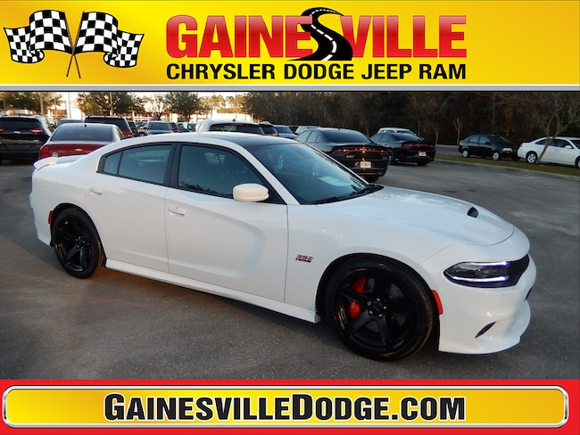 Used 2018 Dodge Charger SRT 392 Sedan in Gainesville, FL