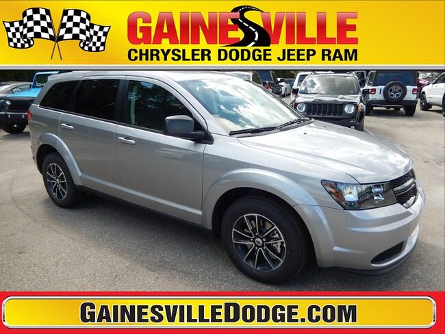 New 2018 Dodge Journey SE Sport Utility 18U742 in Gainesville, FL