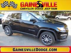 New 2019 Jeep Compass SUN & WHEEL FWD Sport Utility 19E133 in Gainesville, FL