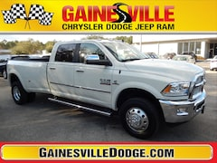 New 2018 Ram 3500 LARAMIE CREW CAB 4X4 8' BOX Crew Cab 18T821 in Gainesville, FL