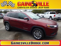 New 2020 Jeep Cherokee LATITUDE FWD Sport Utility 20Z085 in Gainesville, FL