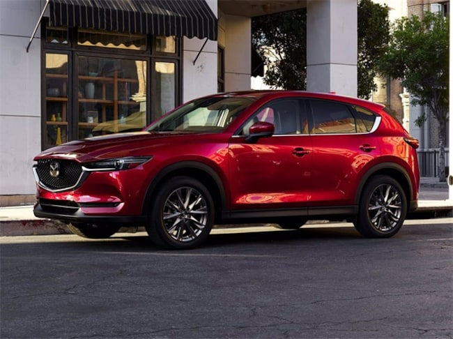 New 2021 Mazda Mazda CX-5 Carbon Edition SUV For Sale/Lease Gainesville, FL
