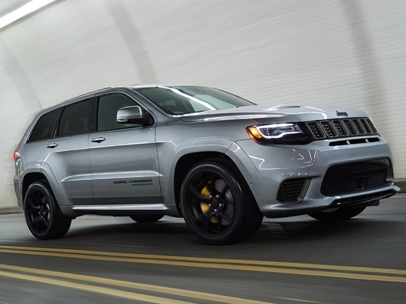 Galeana Jeep - The 2021 Jeep Grand Cherokee is available near Cape Coral FL