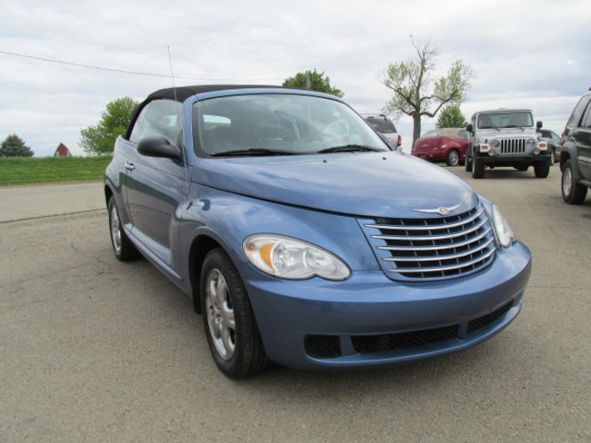 2006 Chrysler PT Cruiser Base CONVERTIBLE