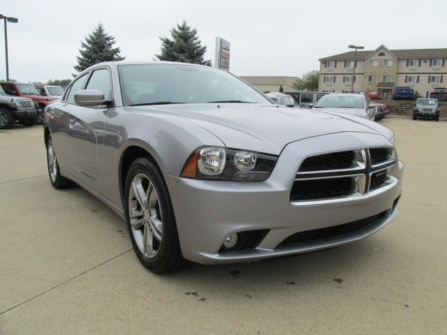 2013 Dodge Charger SXT AWD SEDAN
