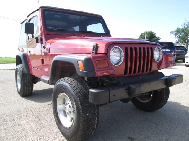 1998 Jeep Wrangler SE WAGON