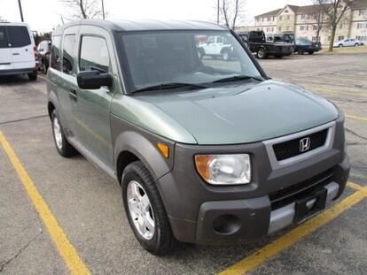 Used 2005 Honda Element For Sale At Galena Chrysler Vin 5j6yh18695l011900