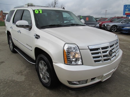 2007 Cadillac Escalade Luxury Premium WAGON