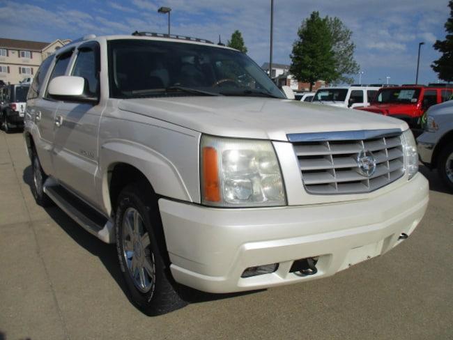 2003 Cadillac Escalade Luxury WAGON