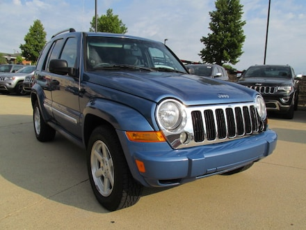 2006 Jeep Liberty Limited RHD WAGON