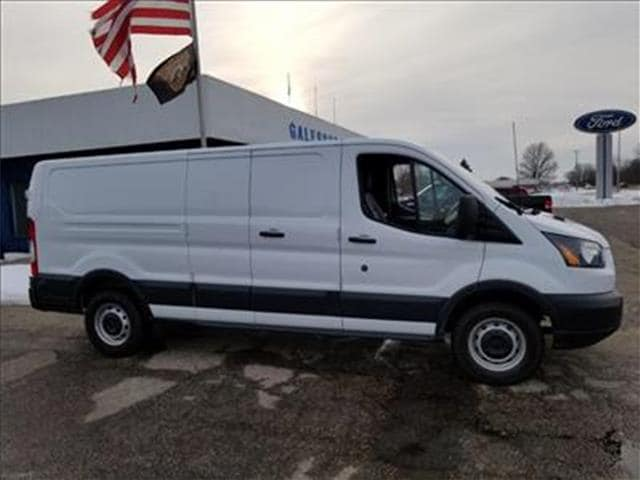 2017 Ford Transit-350 w/60/40 Pass-Side Cargo-Doors Low Roof Cargo  148 Van