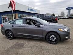 2019 Ford Fusion SE All-wheel Drive Sedan