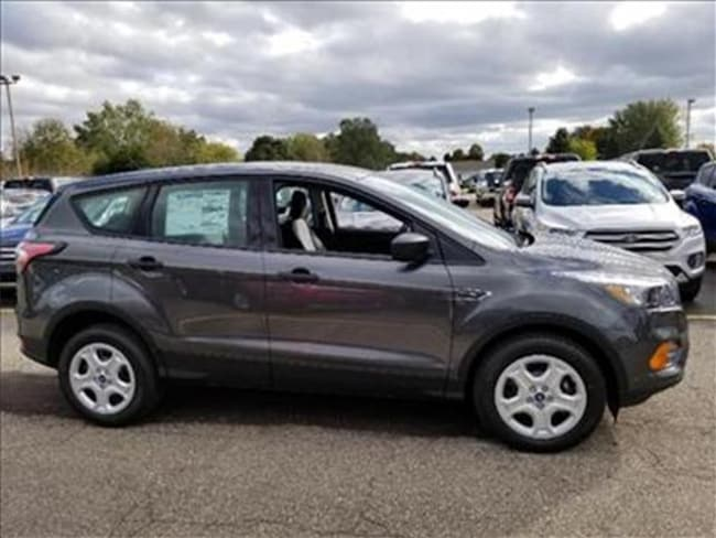 2018 Ford Escape S Front-wheel Drive