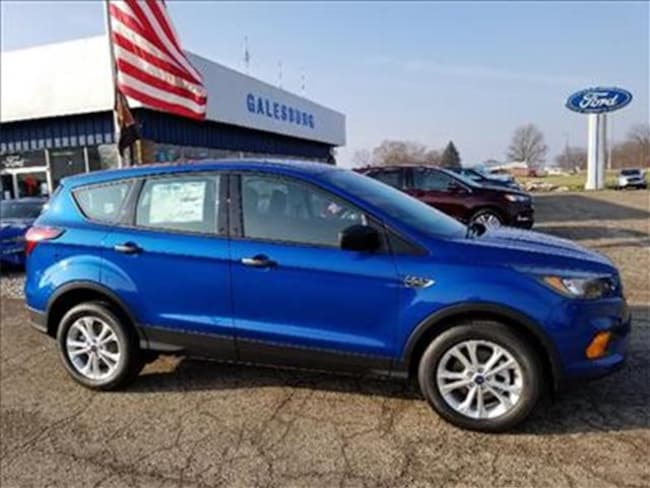 2019 Ford Escape S Front-wheel Drive