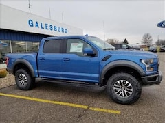 2019 Ford F-150 Raptor 4x4 SuperCrew Cab Styleside 5.5 ft. box 145