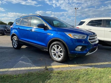 2018 Ford Escape SE Front-wheel Drive