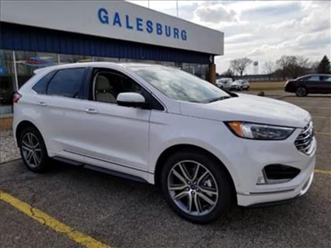 2019 Ford Edge Titanium All-wheel Drive