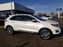 2016 Ford Edge Titanium All-wheel Drive