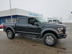 2018 Ford F-150 Raptor 4x4 SuperCrew Cab Styleside 5.5 ft. box 145