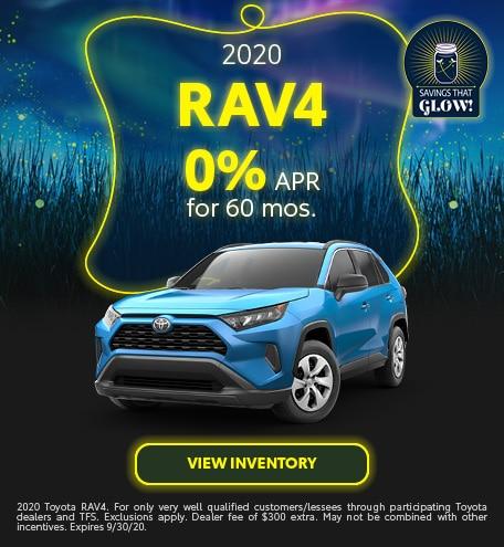 2020 RAV4 - September 2020