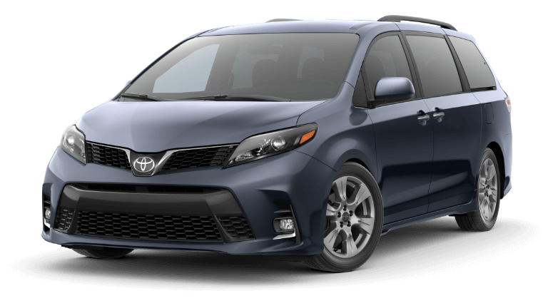2020 Toyota Sienna SE - Parisian Night
