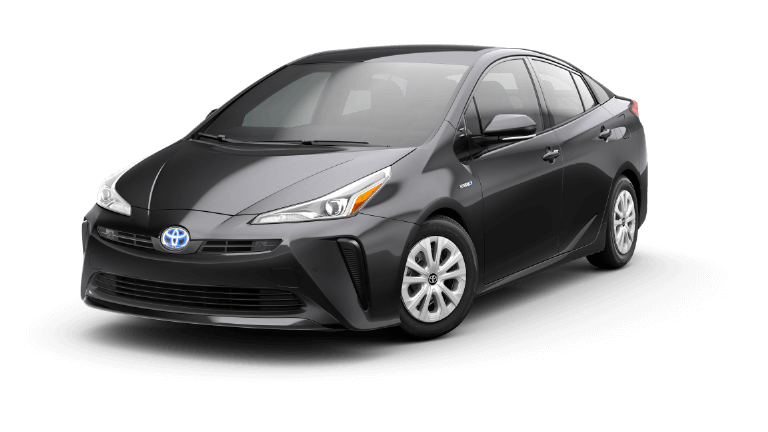 2019 Toyota Prius Limited - Magnetic Gray