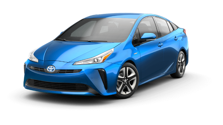 2019 Toyota Prius XLE - Electric Storm Blue
