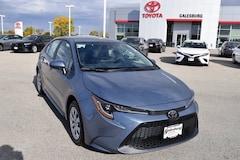 New 2021 Toyota Corolla LE Sedan 5YFEPMAE8MP169780 for sale in Peoria